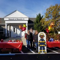 1st Annual Fire Prevention Month Event