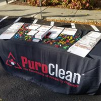 Puroclean goodies for the kids!