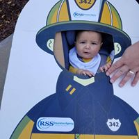 Youngest RSS Fireman