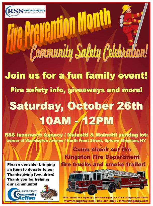Fire Safety Community Event 2019